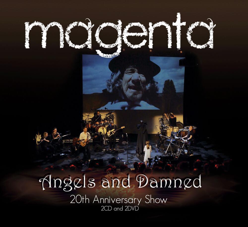 Magenta - Angels & Damned (W/Dvd) (Ntr0) (Uk)