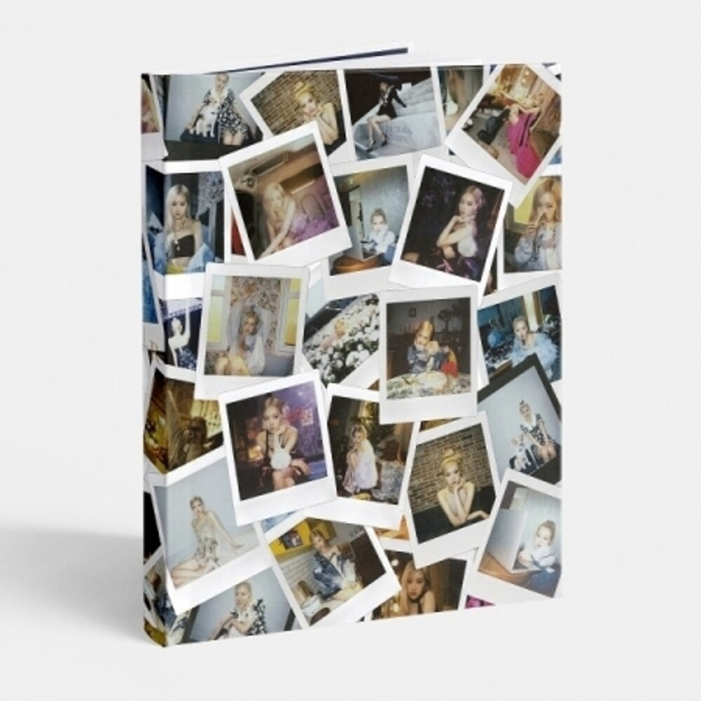 Rose - R (Photobook) (Special Edition) (204pg Photobook, 3x Photocards + Sticker Set)