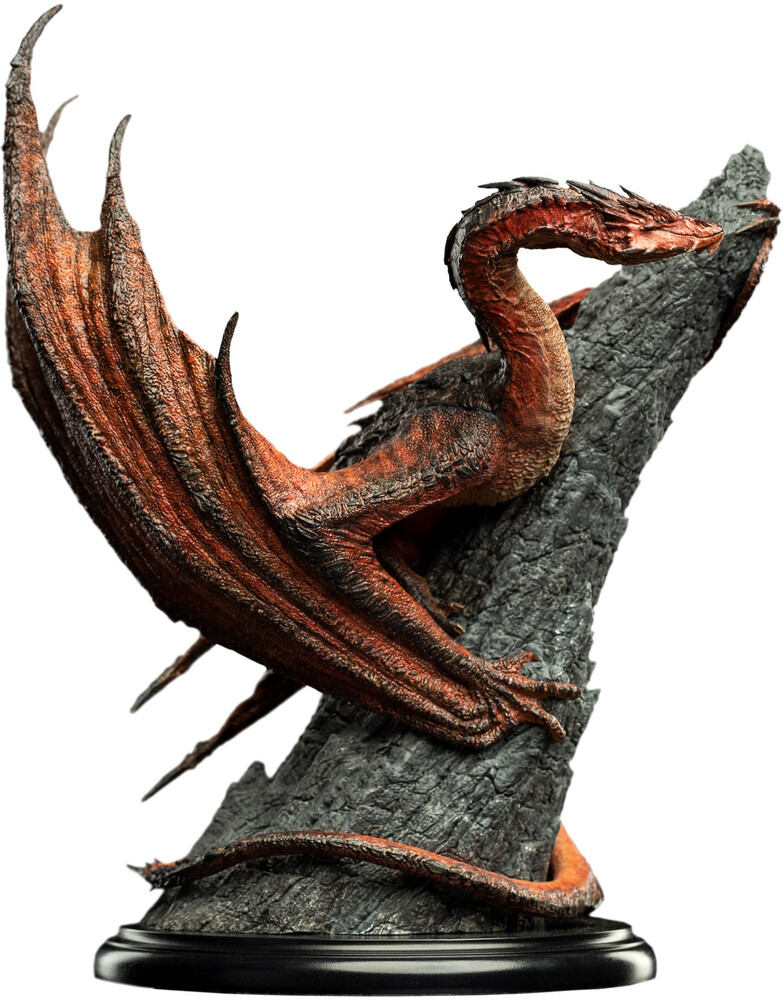 - Hobbit Trilogy - Smaug The Magnificent Mini Statue