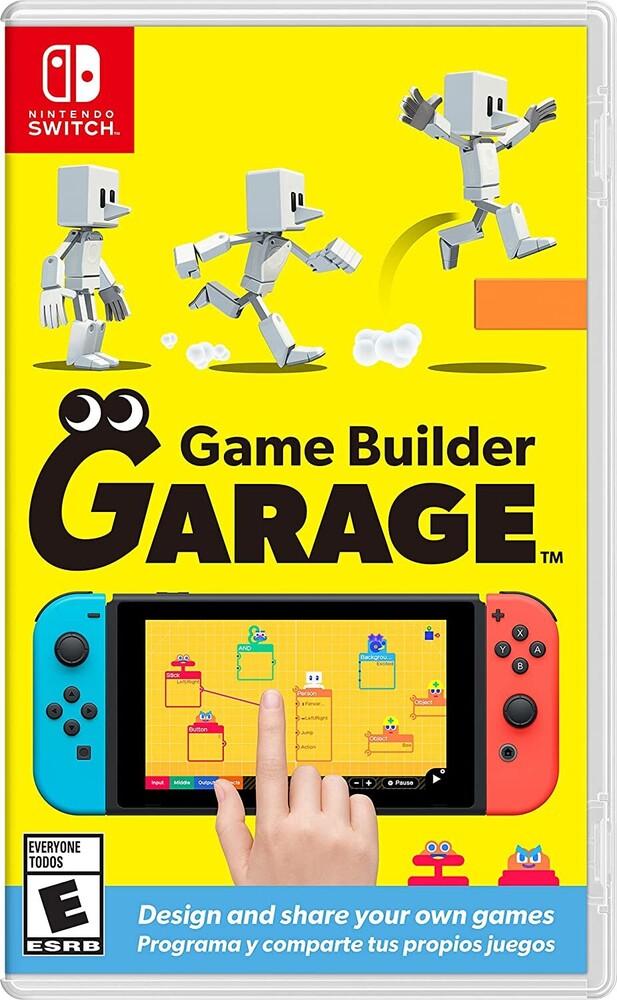 - Swi Game Builder Garage