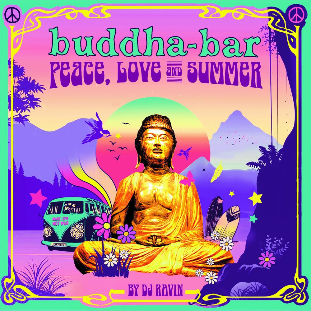 Buddha Bar: Peace Love & Summer / Various - Buddha Bar: Peace Love & Summer / Various (Fra)