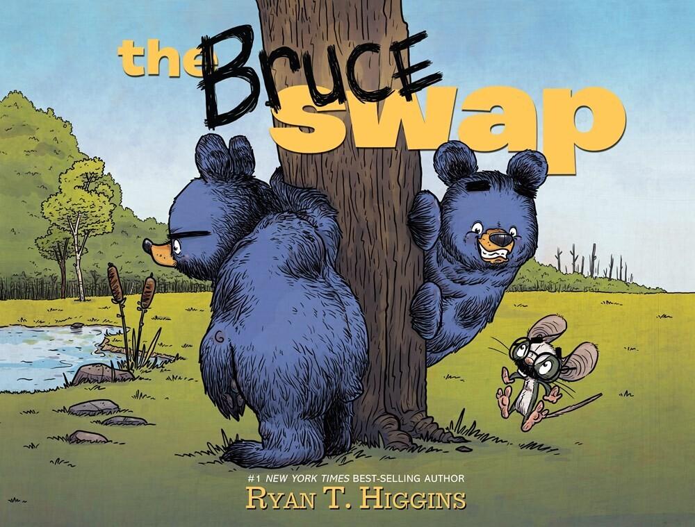 Ryan Higgins - Bruce Swap (Hcvr) (Ill)