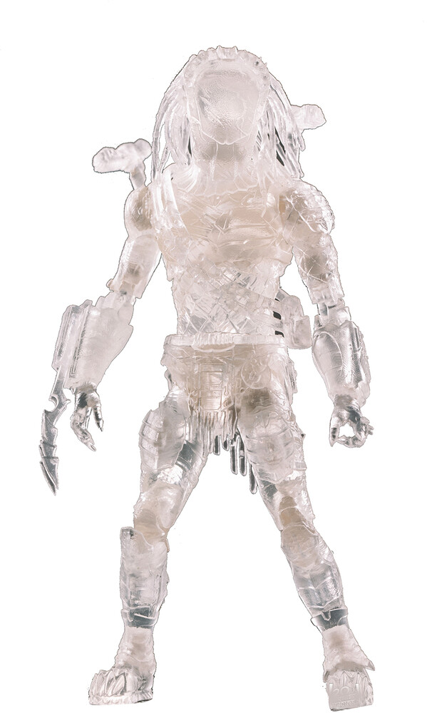 - Avp 2 Invisible Wolf Predator 1/18 Scale Fig (Fig)