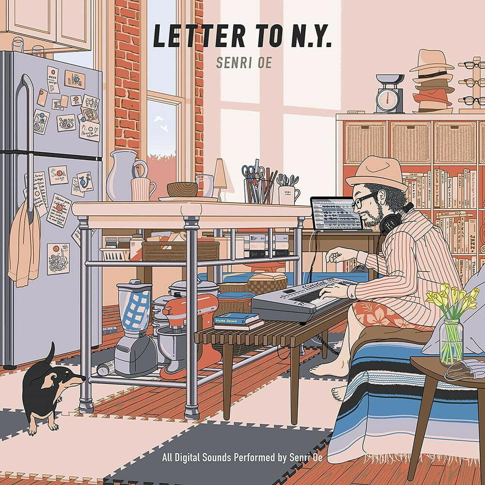 Oe Senri - Letter To Ny (Blus) (Jpn)