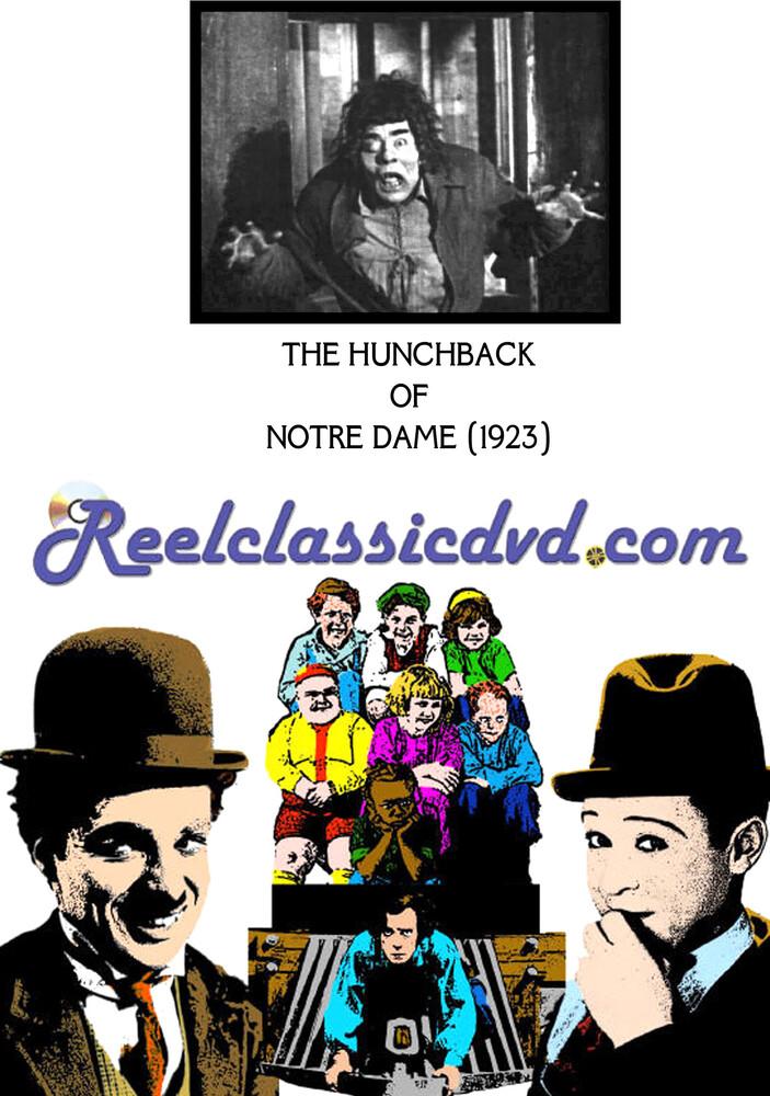 Thunchback of Notre Dame (1923) - Thunchback Of Notre Dame (1923) / (Mod)