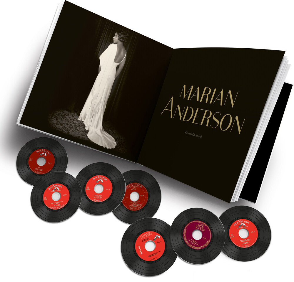 Marian Anderson - Beyond The Music (Box)