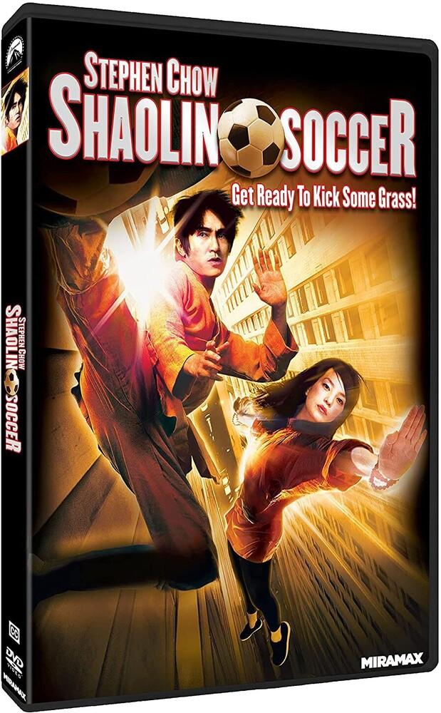 Ng Man Tat - Shaolin Soccer / (Ac3 Amar Dol Dub Sub Ws)
