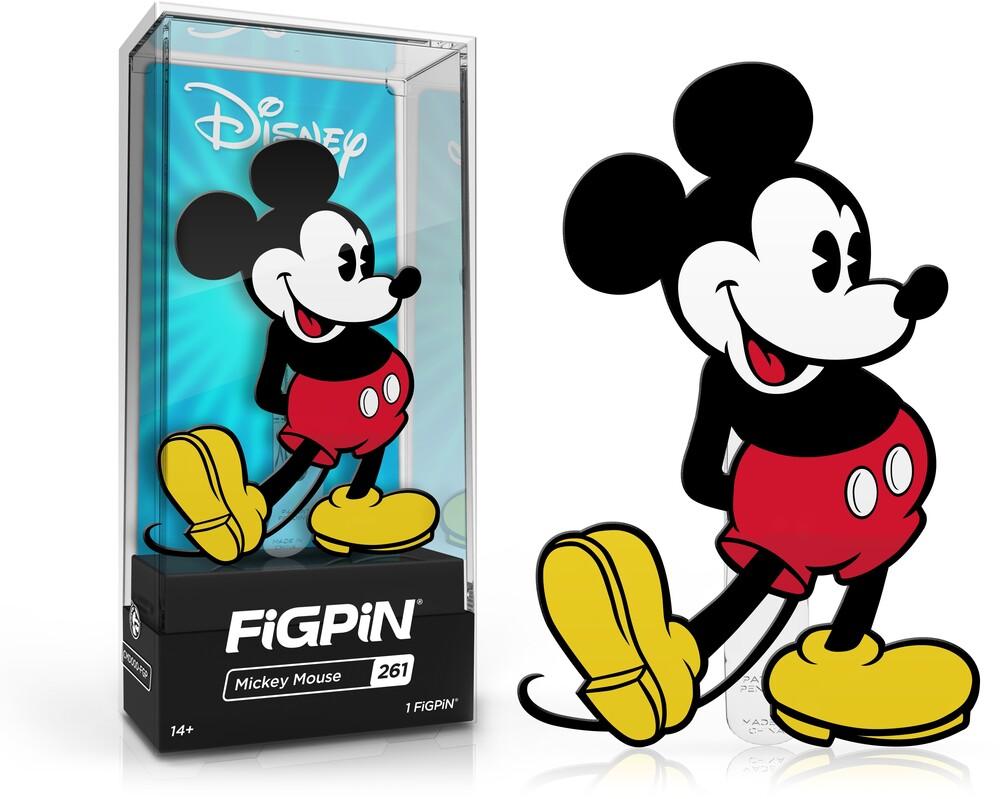 Figpin Mickey Mouse #261 - Figpin Mickey Mouse #261 (Clcb) (Pin)
