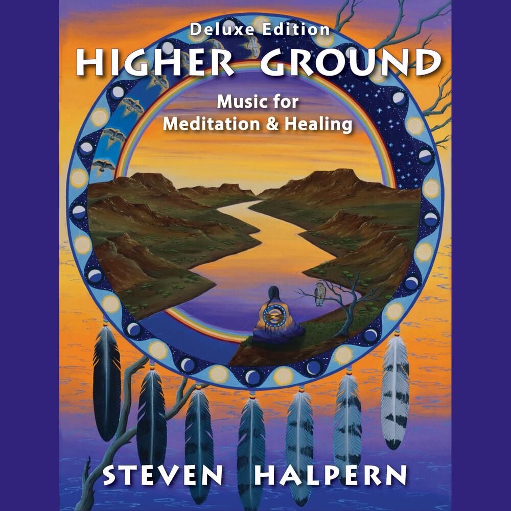 Steven Halpern - Higher Ground [Deluxe]
