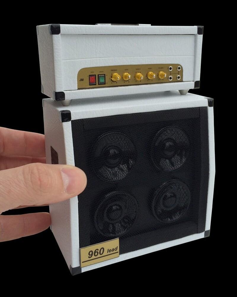 Marshall Classic Amp W Spk Cab Replica Collectible - Marshall Classic Amp W Spk Cab Replica Collectible