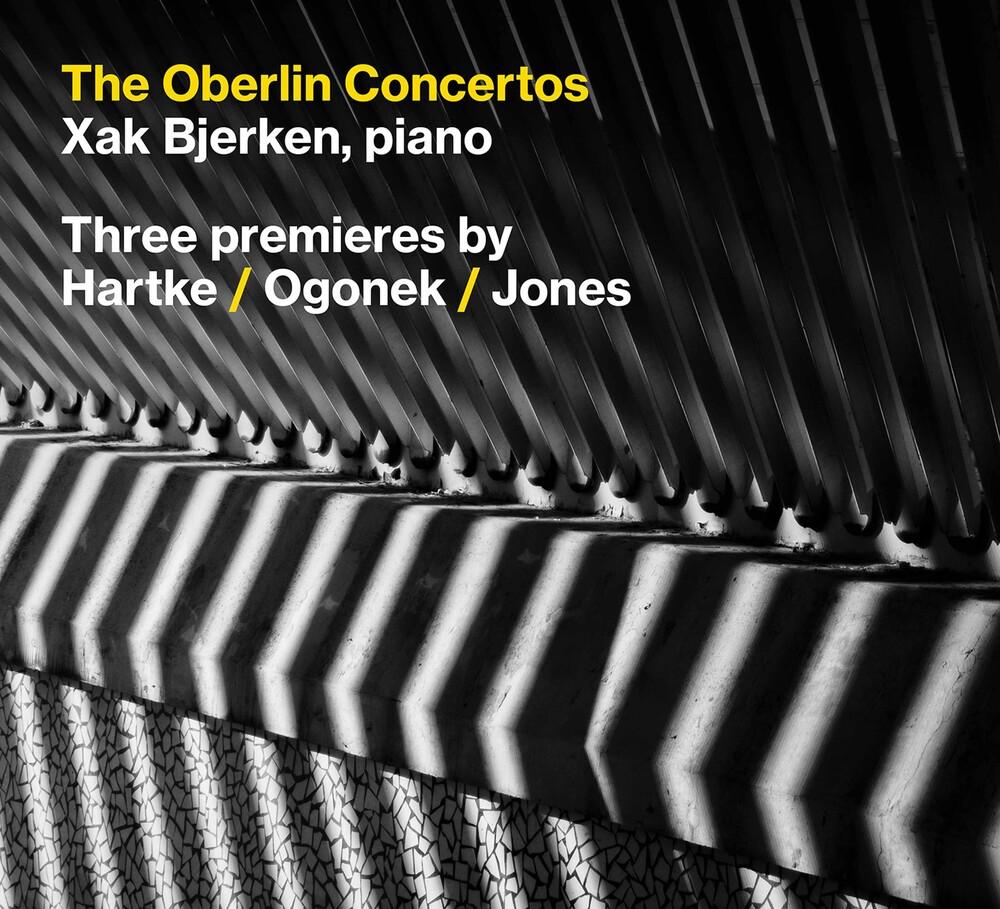 Hartke / Bjerken / Weiss - Oberlin Concertos