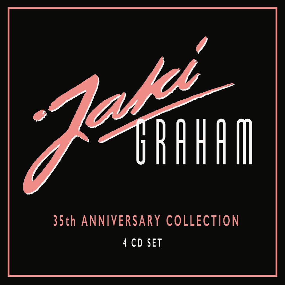 Jaki Graham - 35th Anniversary Collection (Uk)
