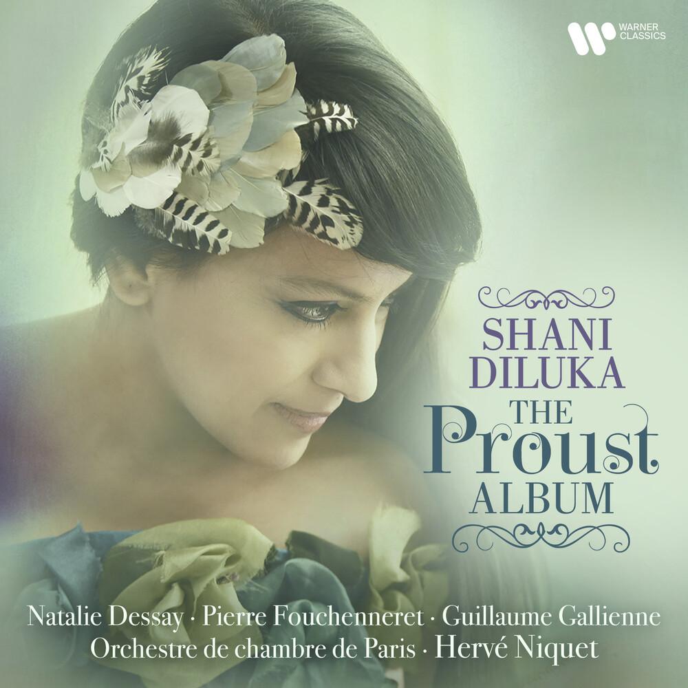 Shani Diluka - Proust Album [Digipak]