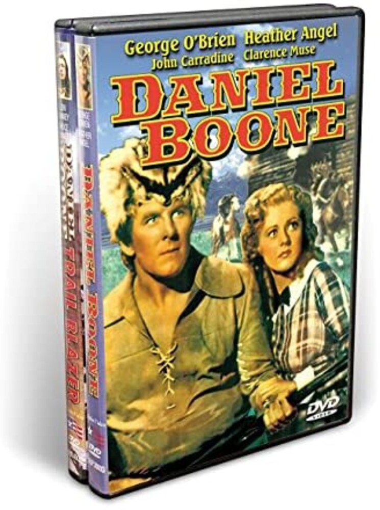 Daniel Boone Movie Collection - Daniel Boone Movie Collection