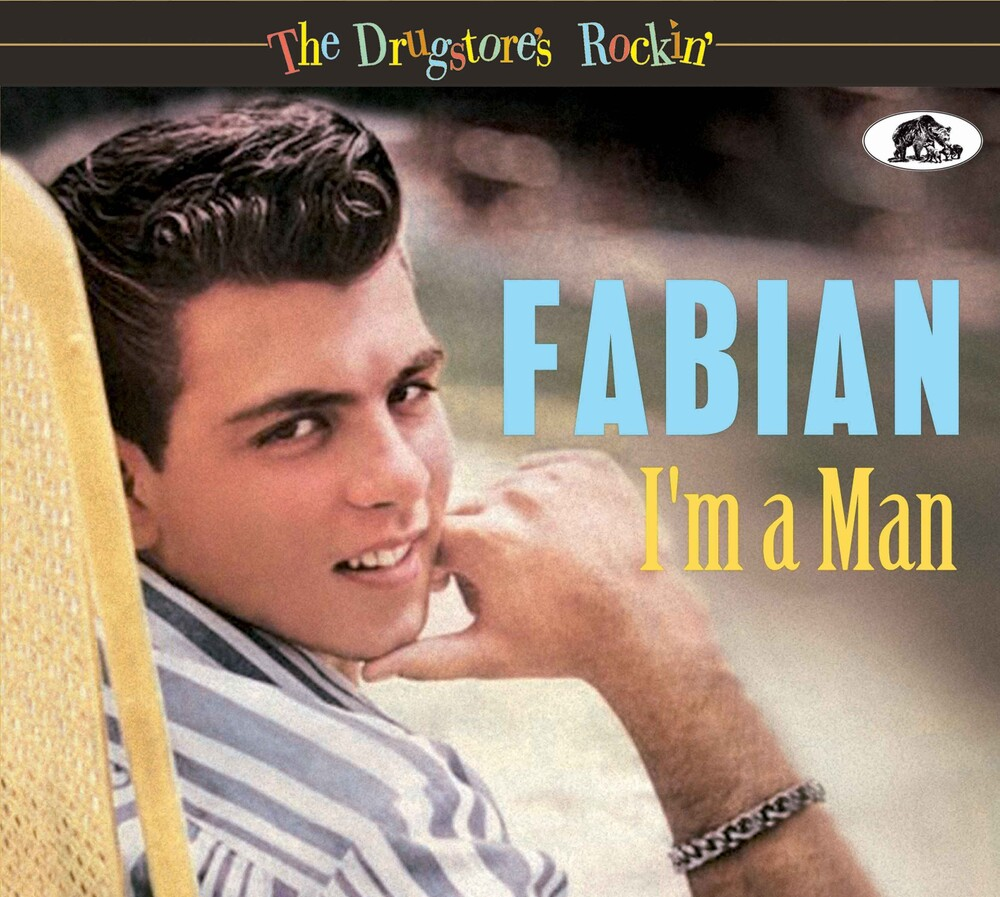 Fabian - Drugstore's Rockin': I'm A Man