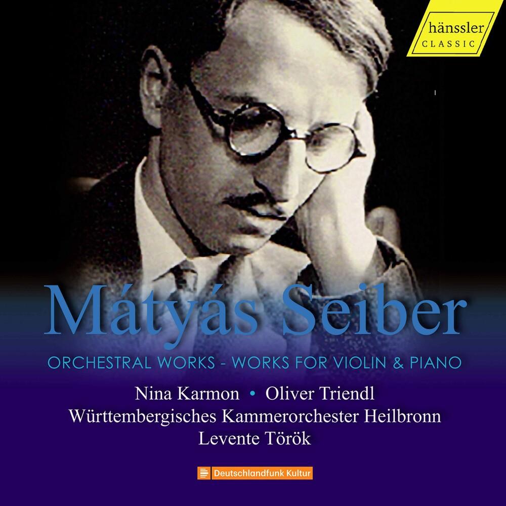 Seiber / Torok - Orchestral Works