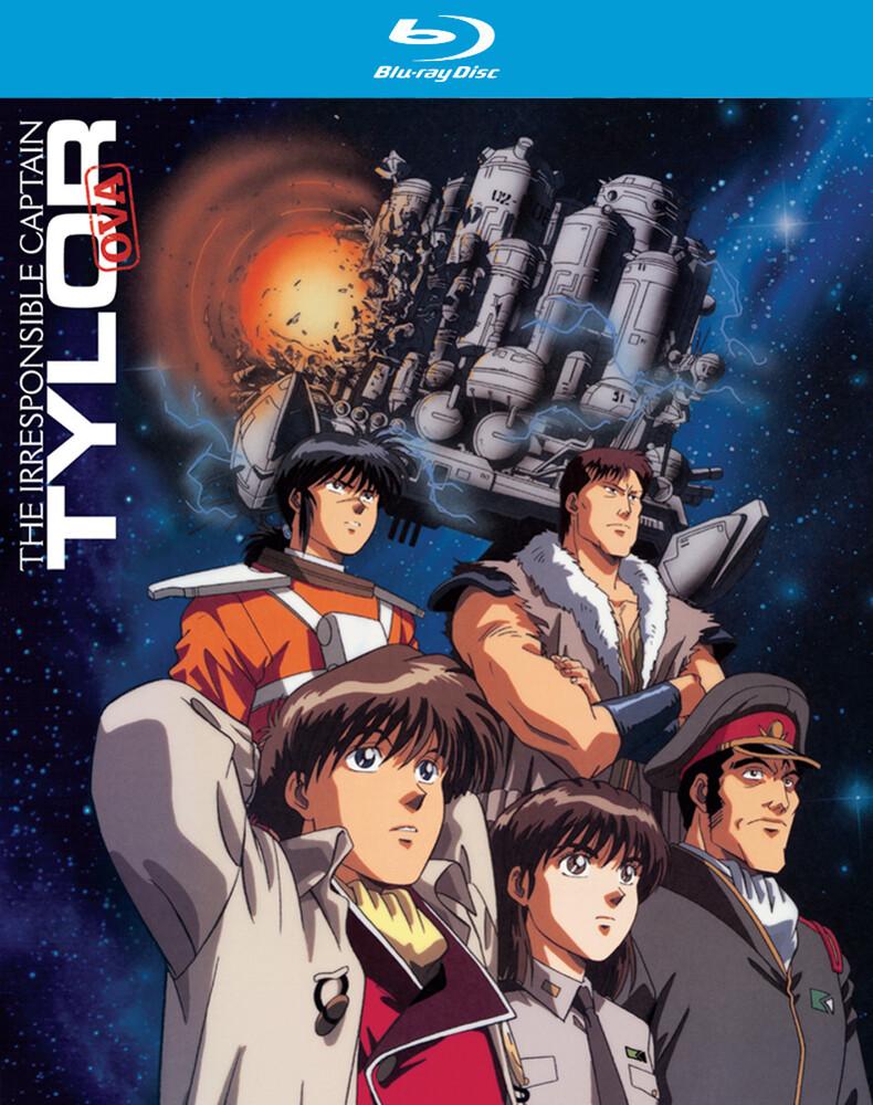 Irresponsible Captain Tylor Ova Series - Irresponsible Captain Tylor Ova Series