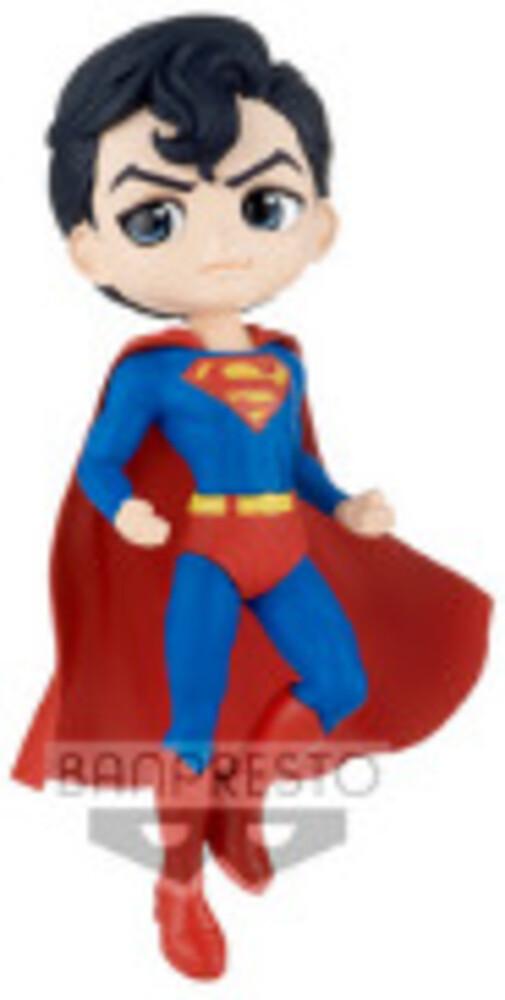 Banpresto - Superman Q Posket Version A Statue (Clcb) (Fig)