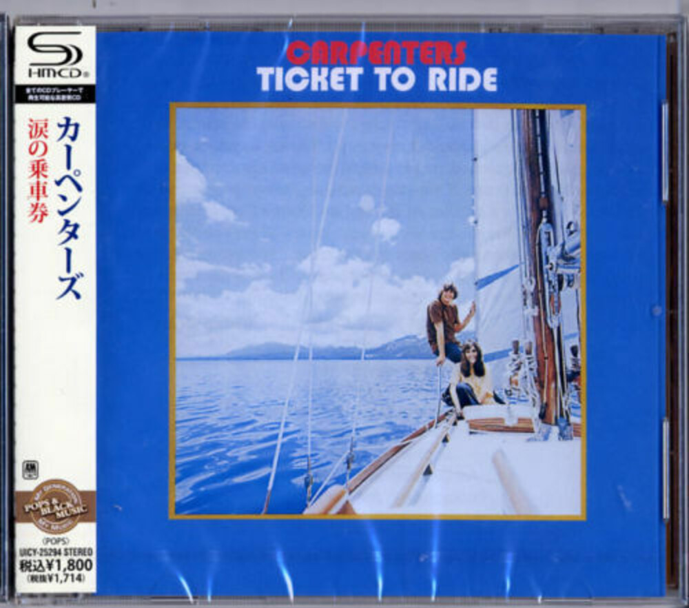 Carpenters - Ticket To Ride (Jpn) (Shm)