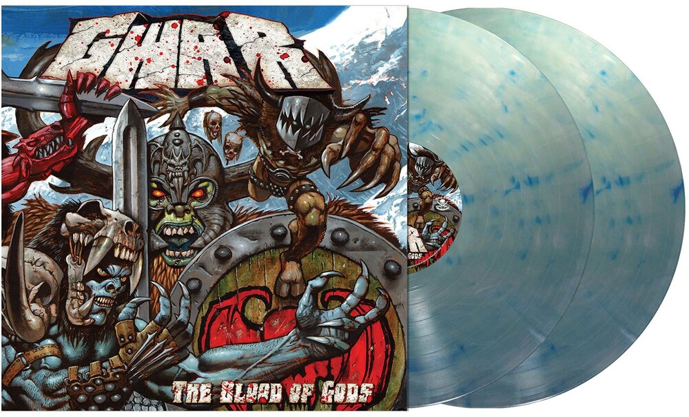 GWAR - The Blood of Gods [LP]