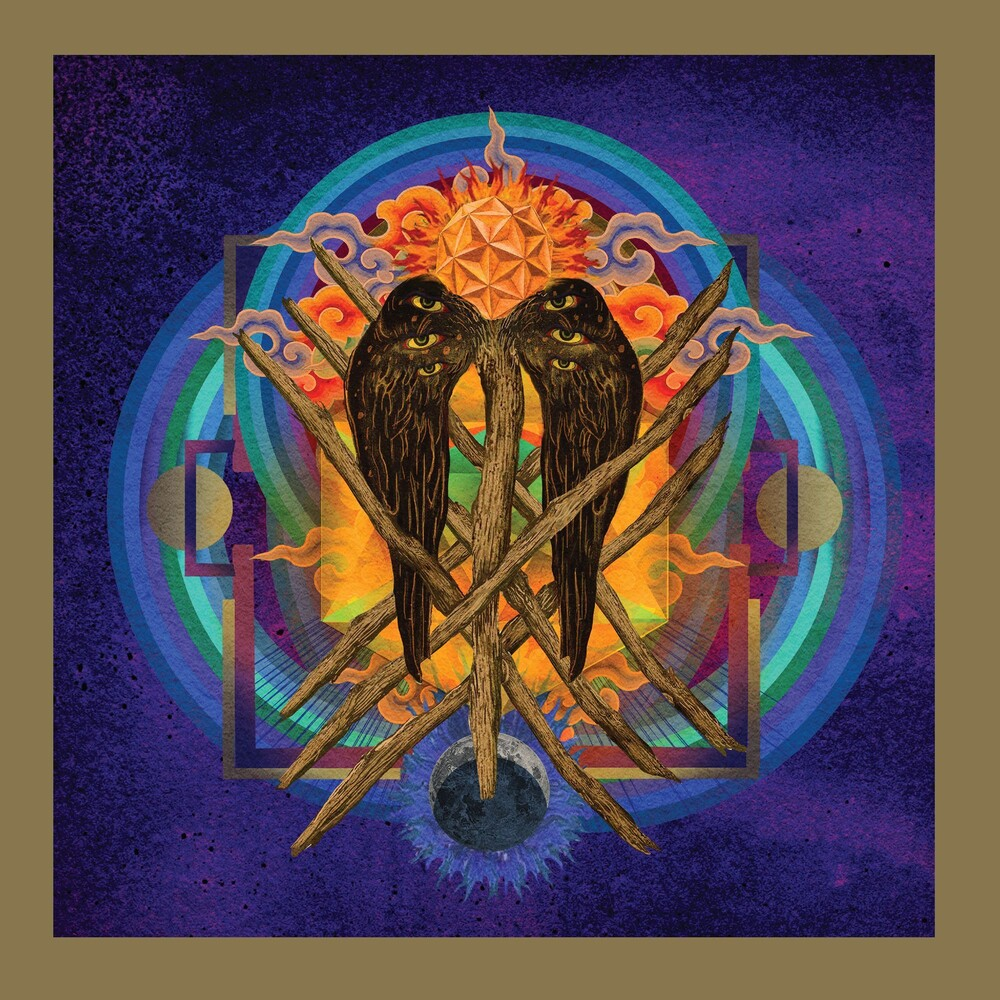 Yob - Our Raw Heart [Indie Exclusive Limited Edition Gold LP]