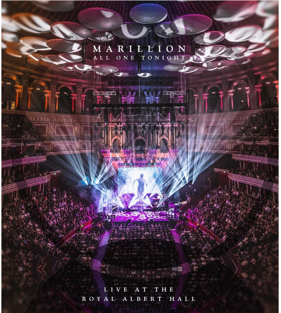 Marillion - All One Tonight (Live At The Royal Albert Hall) [Blu-ray]