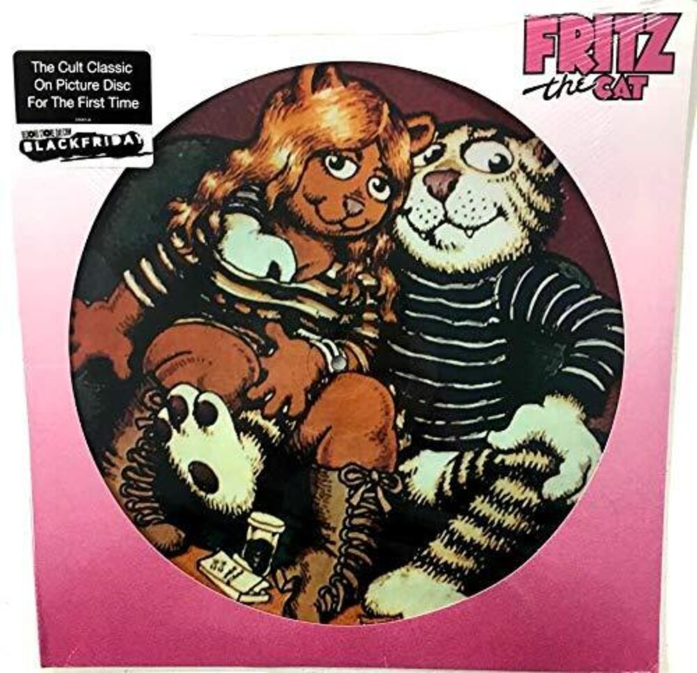 Various Artists - Fritz the Cat (Original Soundtrack Recording)
