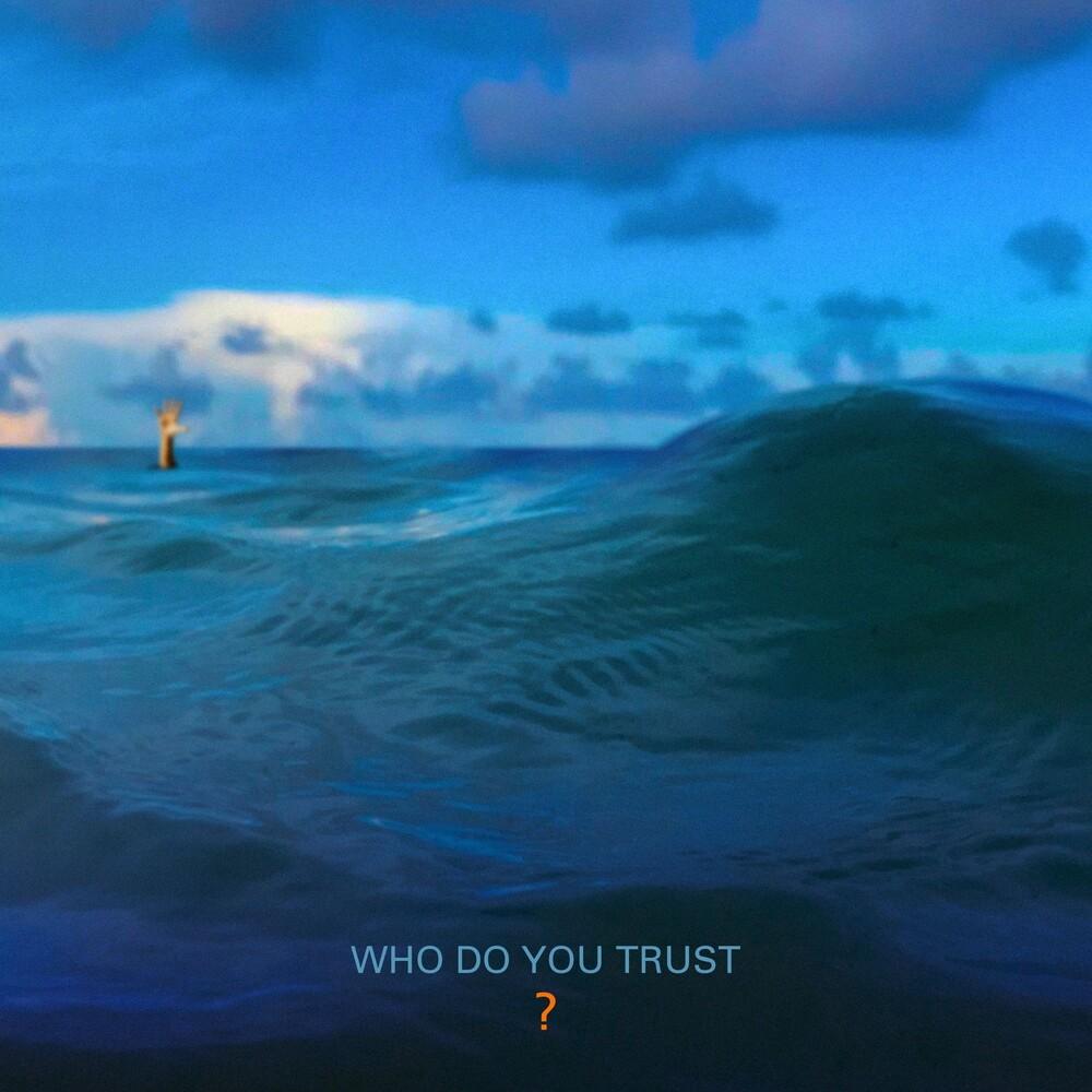 Papa Roach - Who Do You Trust? [LP]