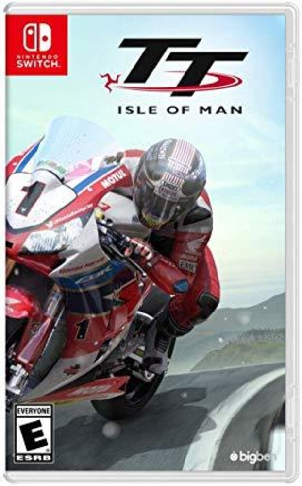 - Tt Isle of Man: Riding On The Edge for Nintendo Switch