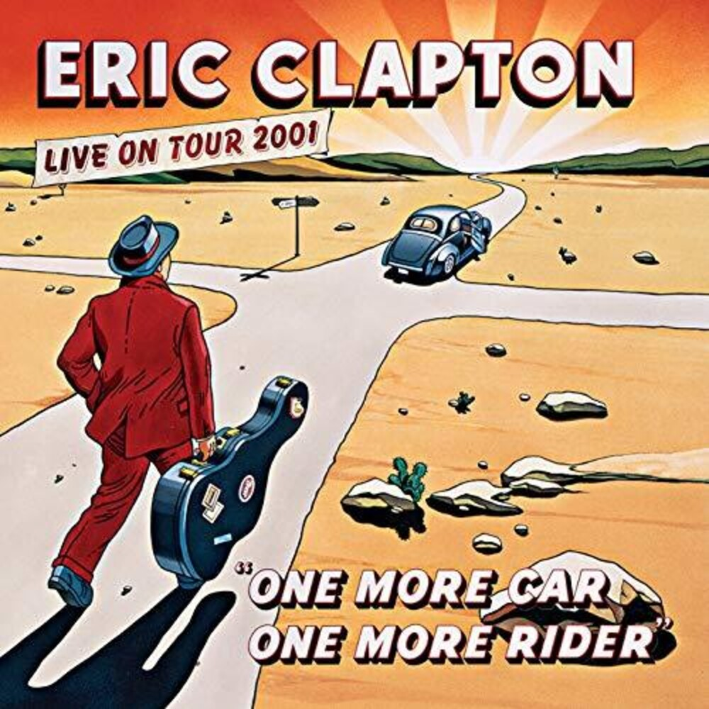 Eric Clapton - One More Car, One More Rider [LP]