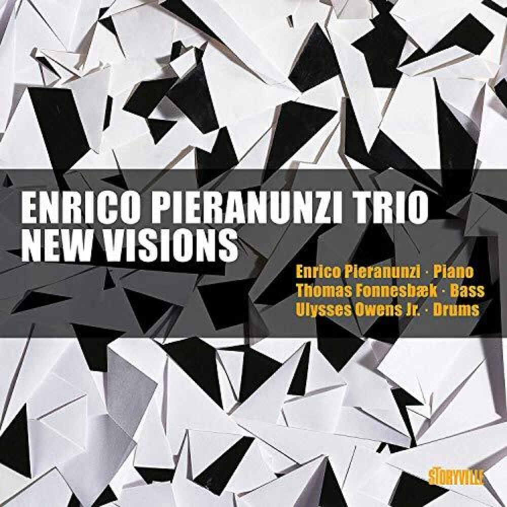 Pieranunzi - New Visions