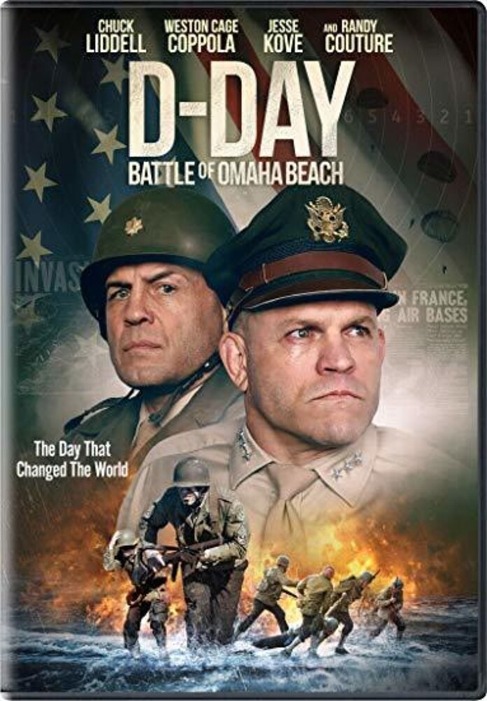 D-Day: Battle of Omaha Beach DVD - D-Day: Battle Of Omaha Beach / (Ws)