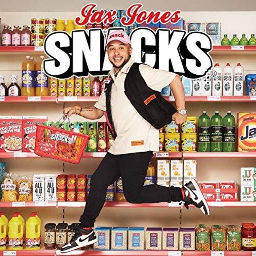 Jax Jones - Snacks [2 LP]