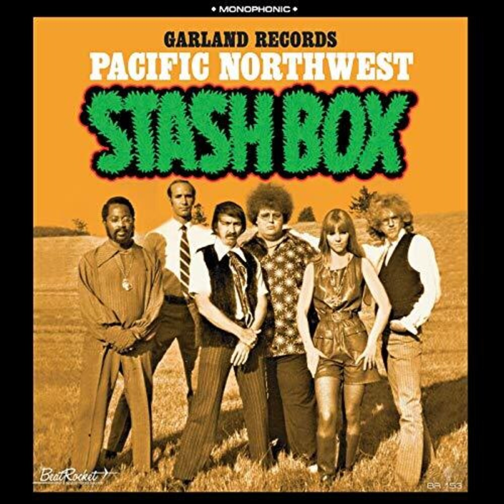 Garland Records - Pacific Northwest Stash Box