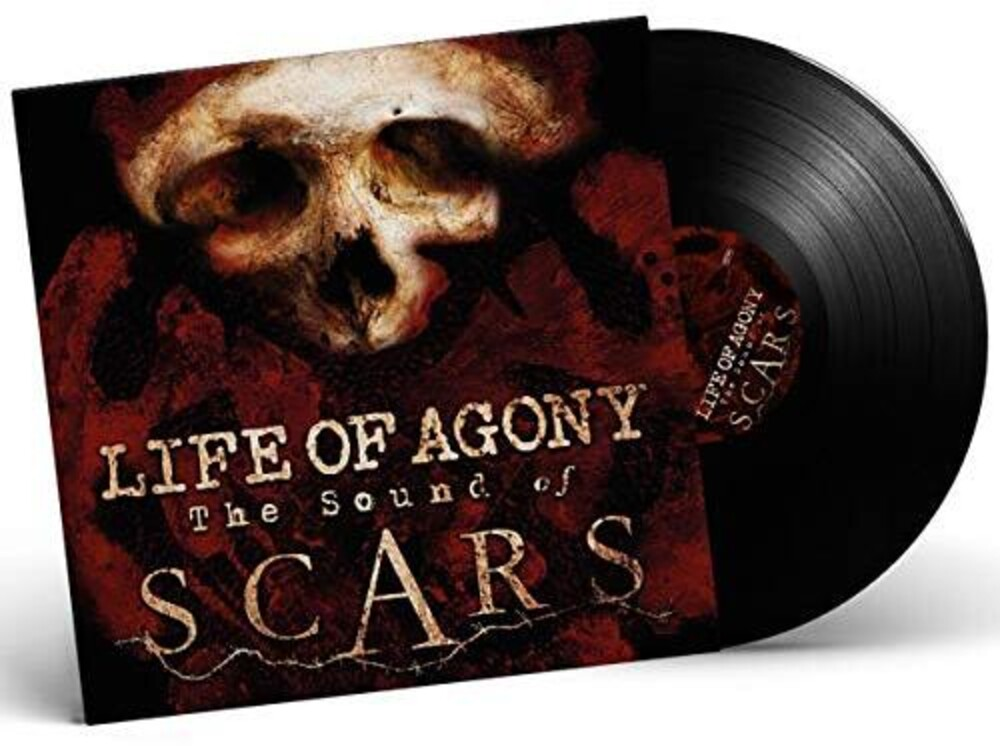 Life Of Agony - The Sound Of Scars [LP]