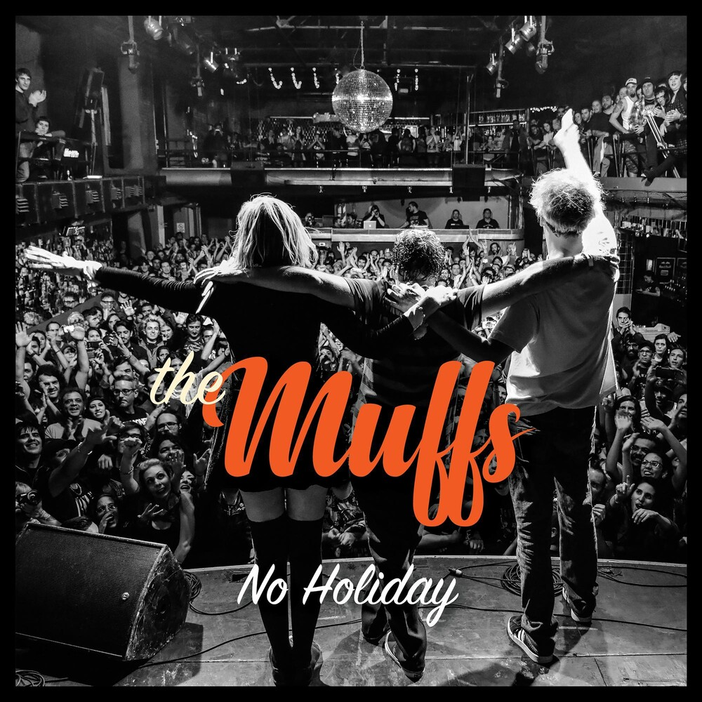 The Muffs - No Holiday [LP]