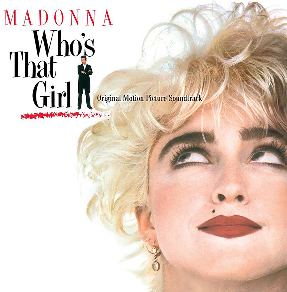 Madonna - Who's That Girl [Clear LP]