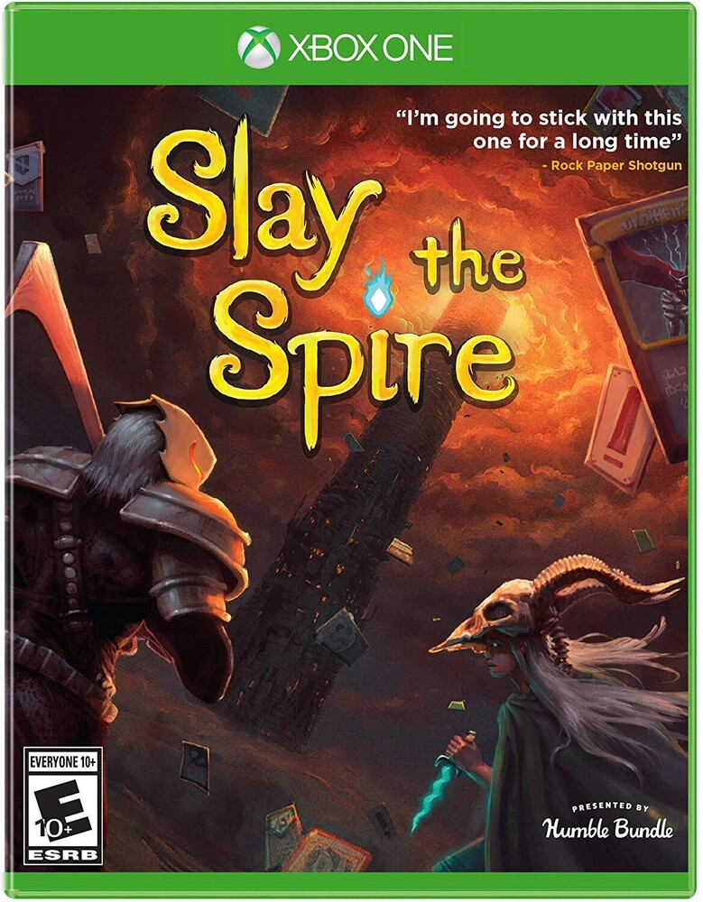 - Slay the Spire for Xbox One