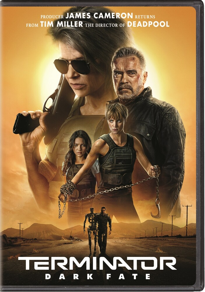 Terminator [Franchise] - Terminator: Dark Fate