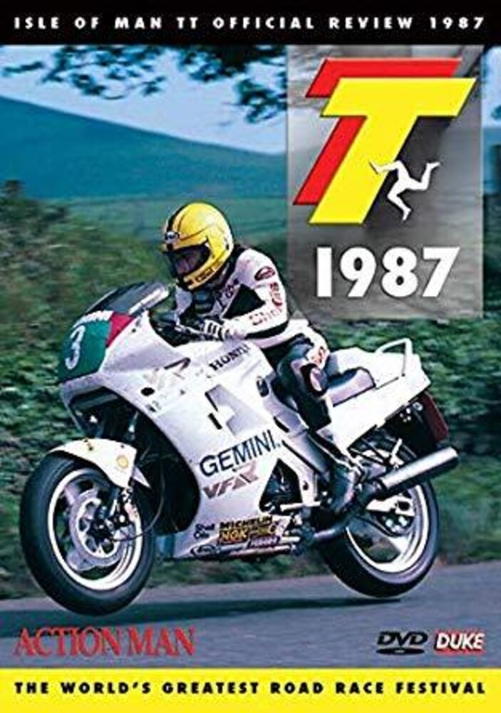 1987 Isle of Man Tt Review: Action Man - 1987 Isle Of Man Tt Review: Action Man