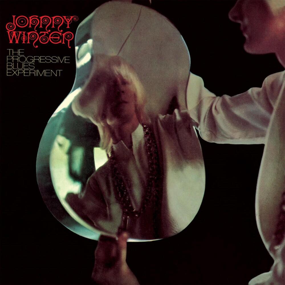 Johnny Winter - Progressive Blues Experiment (Audp) (Gate) [180 Gram]