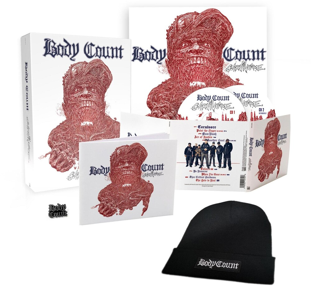 Body Count - Carnivore [Import Limited Edition Deluxe]