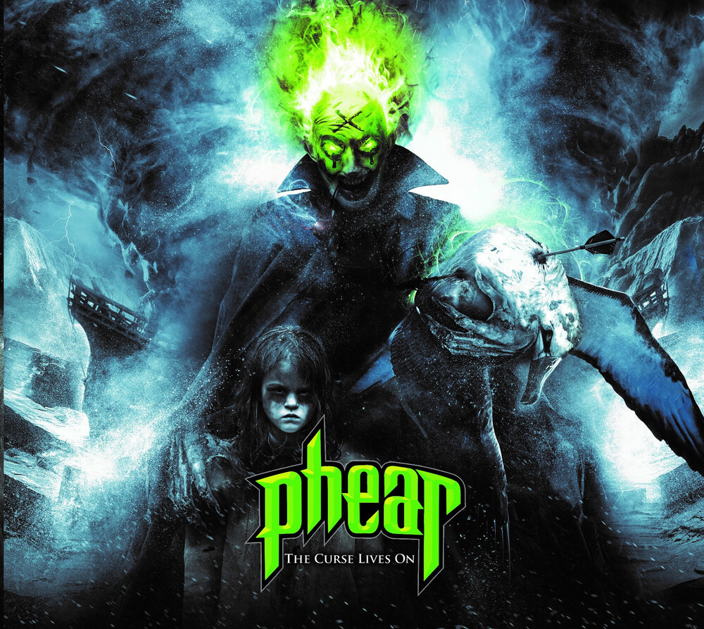 Phear - Curse Lives On [Digipak]
