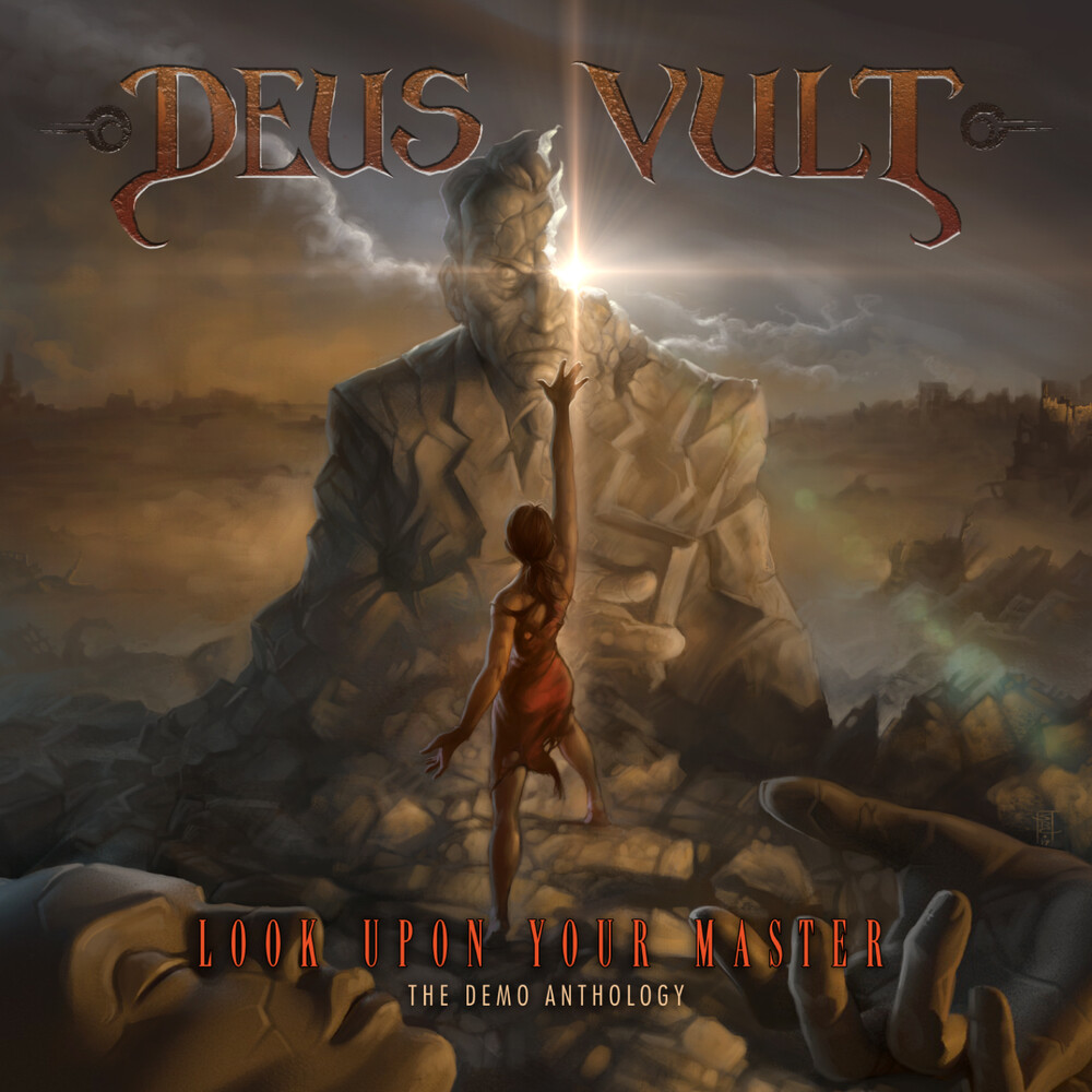 Deus Vult - Look Upon Your Master: The Demo Anthology