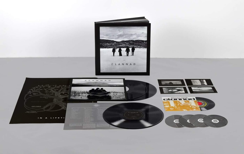 Clannad - In a Lifetime [Limited Edition Super Deluxe Bookpack]
