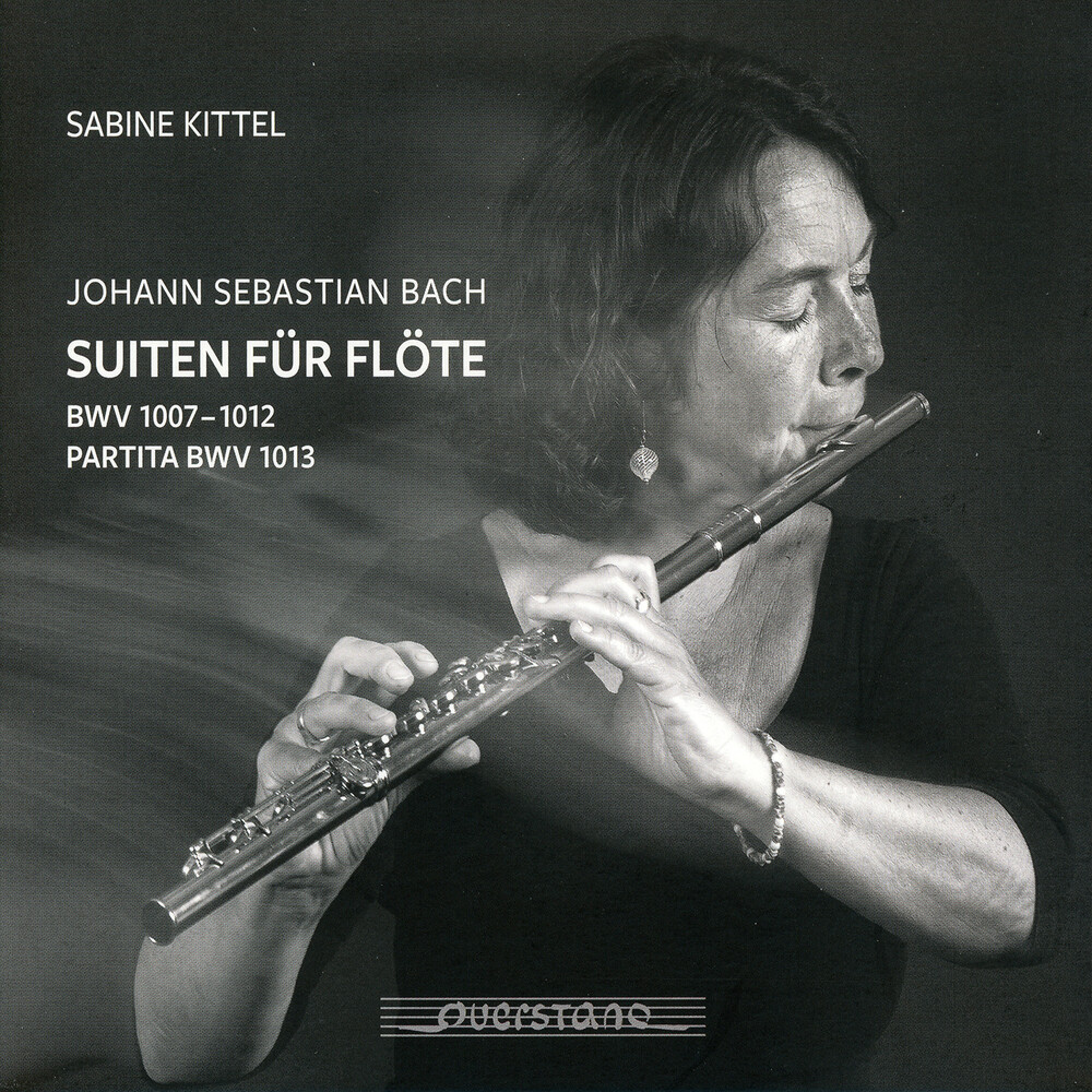 J Bach S / Kittel - Suites For Flute (2pk)