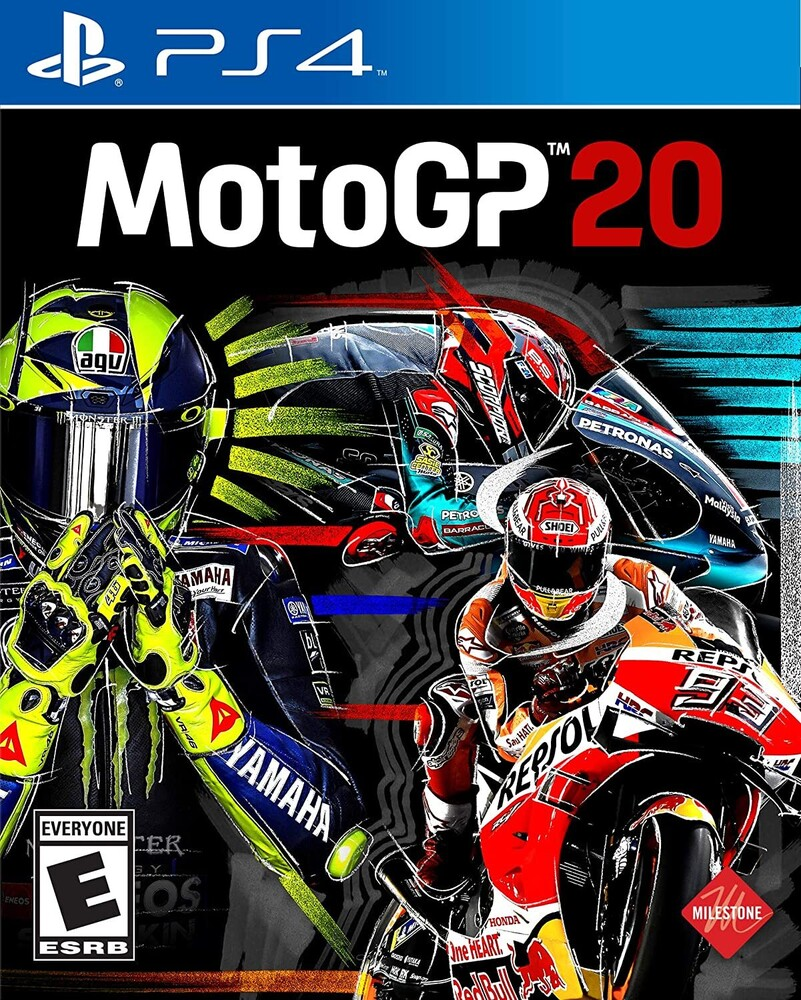 - MotoGP 20 for PlayStation 4