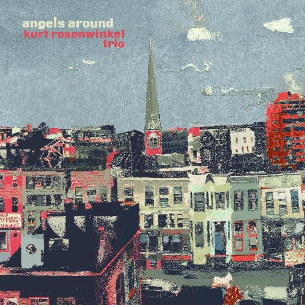 Kurt Rosenwinkel - Angels Around [LP]