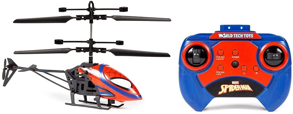- Marvel Spider-Man 2ch IR Helicopter (Marvel, Spider-Man)
