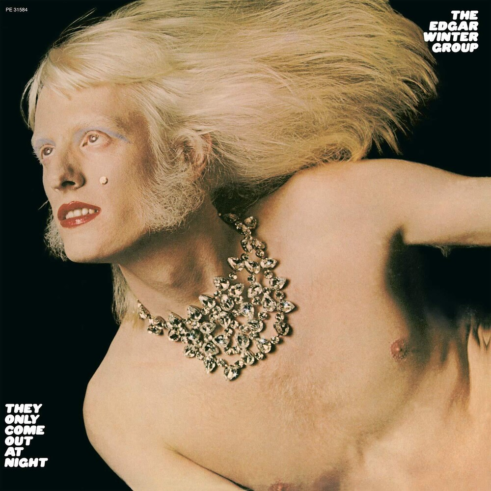 Edgar Winter Group - They Only Come Out At Night (Blk) (Hol)
